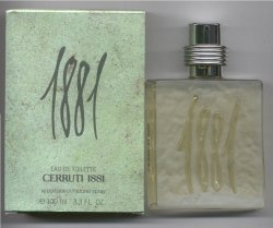 1881 Cerruti for Men Eau de Toilette Spray 100ml/Nino Cerruti