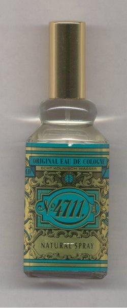 4711 Eau de Cologne Spray 60ml/4711 Echt Kolnisch Wasser