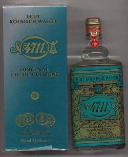 4711 Eau de Cologne Splash(100ml) Unboxed/Echt Kolnisch Wasser