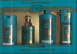 4711 Giftset/Echt Kolnisch Wasser
