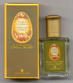 Acqua Classica (50ml) Eau de Toilette Spray/Borsari Parma, Italy