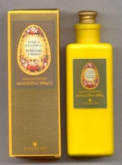Acqua Classica Powder/Borsari Parma, Italy