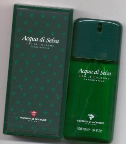 Acqua di Selva Eau de Cologne Spray 100ml Tester Unboxed/Visconti de Modrone Parfums