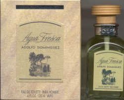 Agua Fresca Eau de Toilette Spray 120ml/Adolfo Dominguez