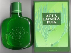 Agua Lavanda Cologne Splash/Puig, Spain