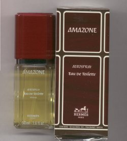 Amazone Eau de Toilette Spray 50ml Original/Hermes