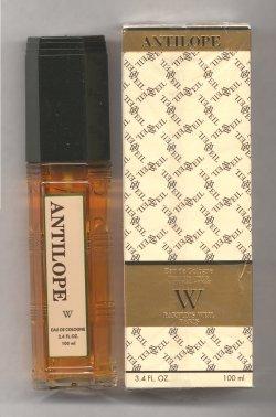 Antilope Eau de Cologne Spray 100ml/Weil Parfums