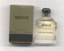 Armani for Men Eau de Toilette 10ml Miniature/Armani
