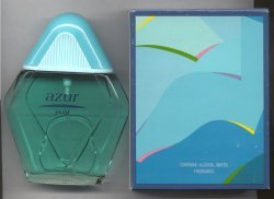 Azur Eau de Toilette Spray 125ml/Puig Spain