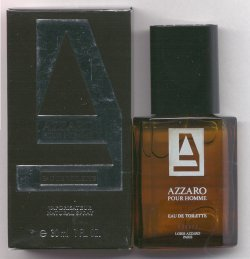 Azzaro Pour Homme Eau de Toilette Spray 30ml/Loris Azzaro, Paris