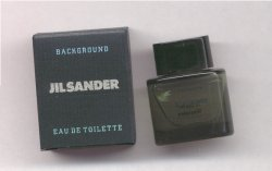 Background Eau de Toilette Miniature/Jil Sander
