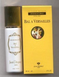 Bal A Versailles Deodorant Spray/Jean Desprez