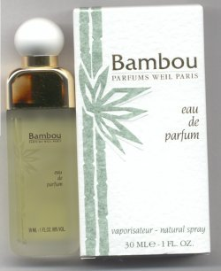 Bambou Eau de Parfum Spray 30ml/Weil, Paris
