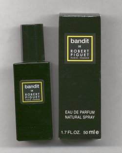 Bandit Eau de Parfum Spray 50ml/Robert Piguet