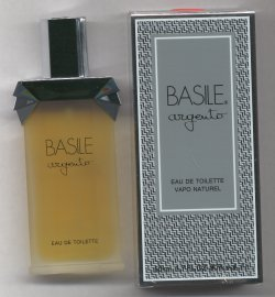 Basile Argento Eau de Toilette Spray 50ml/Parfums Basile, Italy