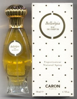 Bellodgia 1.7oz Eau de Parfum Spray Newer Packaging/Caron, Paris