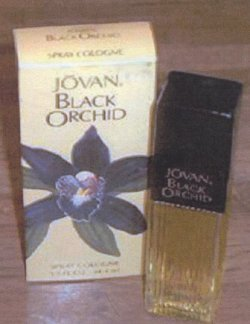 Jovan Black Orchid Cologne Spray 44ml TESTER/Jovan