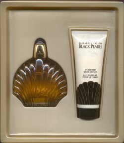 Black Pearls Eau de Parfum Spray 100ml/Elizabeth Taylor