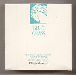 Blue Grass Perfumed Dusting Powder/Elizabeth Arden