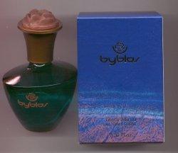 Byblos Eau de Parfum Spray 100ml Original Formula/Diana de Silva, Italy