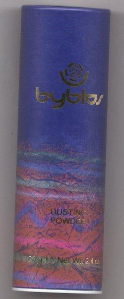 Byblos Perfumed Dusting Powder Original/Diana de Silva, Italy