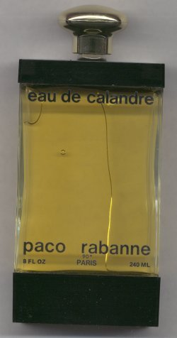 Eau de Calandre Large Bottle 240ml/Paco Rabanne