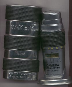 Camera Long Lasting/Parfums Max Deville, Paris