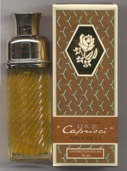Capricci Eau de Parfum Spray 75ml/Nina Ricci