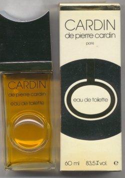 Cardin de Cardin Eau de Toilette Splash 60ml/Pierre Cardin