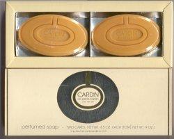 Cardin de Cardin Savon Soap Set/Pierre Cardin