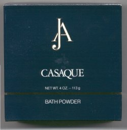 Casaque Original Perfumed Bath Powder/Jean D'Albret