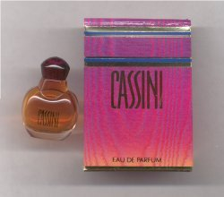 Cassini for Woman Eau de Parfum 4ml Miniature/Oleg Cassini