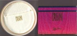 Cassini for Woman Dusting Powder/Oleg Cassini