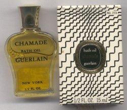 Chamade Perfumed Bath Oil 15ml/Guerlain