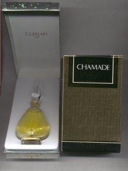 Chamade Deluxe Parfum Extrait 7.5ml/Guerlain, Paris