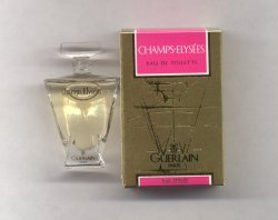 Champs-Elysees Eau de Toilette Miniature 5ml/Guerlain