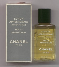 Chanel Pour Monsieur After Shave 60ml/Chanel, Paris