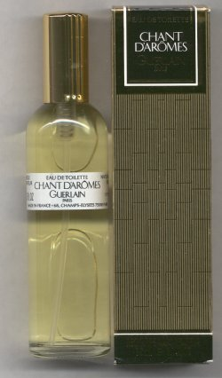 Chant D'Aromes Eau de Toilette Spray Refill 93ml/Guerlain, Paris