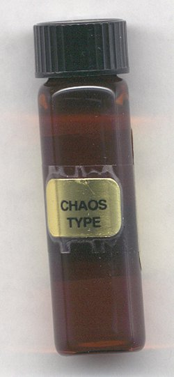 Chaos Type Parfum Oil 15ml/Duplicate Version Type