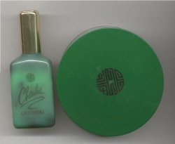 Charlie Oriental Cologne Spray & Perfumed Dusting Powder/Revlon
