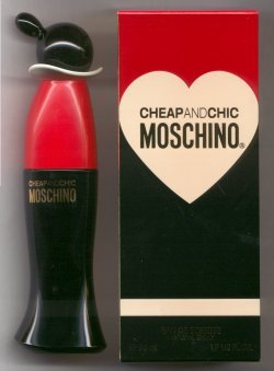Cheap and Chic Eau de Toilette Spray 50ml/Moschino Italy