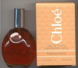 Chloe Original Eau de Toilette Spray 90ml/Parfums Lagerfeld, Paris