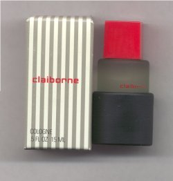 Claiborne for Men Eau de Toilette 15ml Miniature/Liz Claiborne