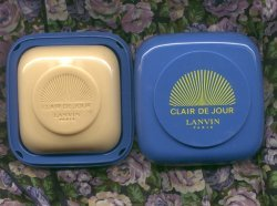 Clair de Jour Hard Mill Soap/Lanvin, Paris