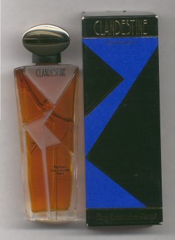 Clandestine Eau de Toilette Splash 50ml/Guy Laroche, Paris