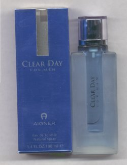 Clear Day For Men/Etienne Aigner