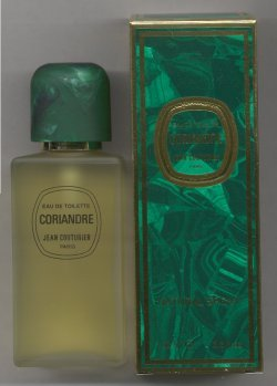 Coriandre Eau de Toilette Spray 100ml Tester Unboxed/Jean Couturier, Paris