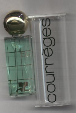 Courreges In Blue Eau de Toilette Spray 100ml/Courreges Parfums, Paris