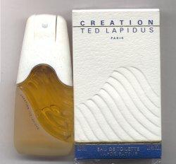 Creation Eau de Toilette Spray 50ml/Ted Lapidus