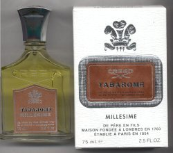 Tabarome Millesime Spray 75ml CAP MISSING/House of Creed